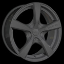 TOUREN TR9 WHEELS (SERIES 3190) MATTE BLACK
