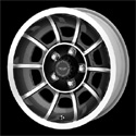 American Racing Vector Wheels Gray [VN47 Wheels]