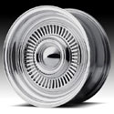 American Racing Custom Shop Max Grundy Turbine Chrome Center Wheels (Series VN478)