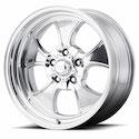 American Racing Hopster Polished Wheels