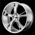 American Racing Blvd Wheels Chrome [VN805 Wheels]