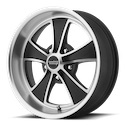 American Racing VN808 Wheels Satin Black