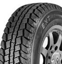 MULTI-MILE WINTER CLAW EXTREME GRIP LT STUDDED TIRES