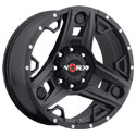 Worx 801SB Triad Satin Black Wheels