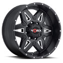 Worx 807BM Ledge Satin Black Wheels