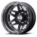 Buy XD Series Machete Rear Dually Wheels Black [XD130 Wheels] at Discount Prices from tiresbyweb.com by calling 800-576-1009.